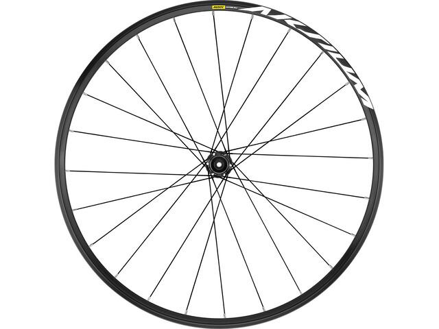 Mavic Aksium Disc 6 huller 12x100 mm sort (2019) | Road bikes